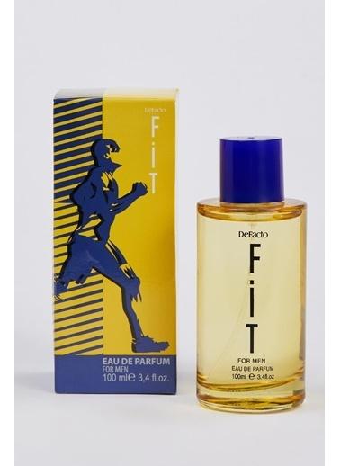 Defacto –Fit Defacto Fit Erkek Parfüm 100 ml Mavi